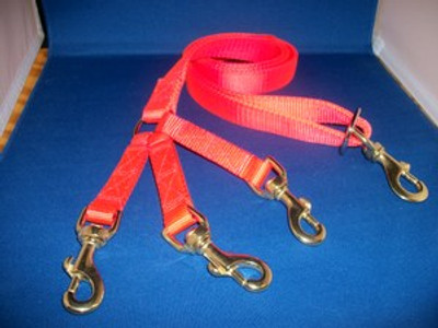 "2 Ply 3+1 1"" Nylon Tree Lead"