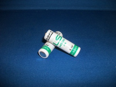 3.6 Volt Lithium Battery - Long