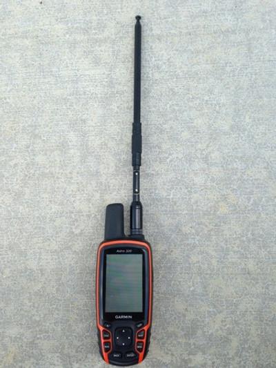 Garmin Extended Range Antenna Black