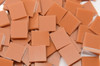 Terracotta Opal System 96 Stained Glass Mosaic Tiles