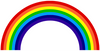 Rainbow 10-Pack (You select the tile size, we select the colors for you.)