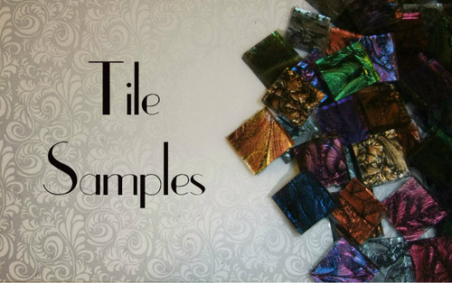 Samples - 5 Colors ($3.99 credited back on registered accounts for use on future orders.)