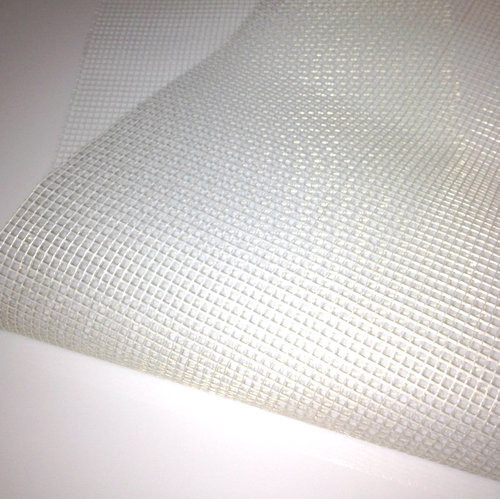 """Self-Adhesive Fiberglass Mesh for Mosaic Tiles - 150' roll (37.5"""" wide) (U.S. SHIPPING ONLY)"""