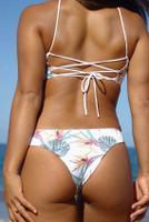 AAA Lani Kai Cheek Reversible Brazilian Bikini Bottoms  Customize Size & Choose from 50+ Fabrics