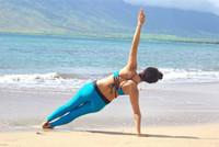 Oluwalu SURF LEGGINGS , Yoga Leggings, Mermaid Activewear Customize Size & Choose from 50+ Fabrics