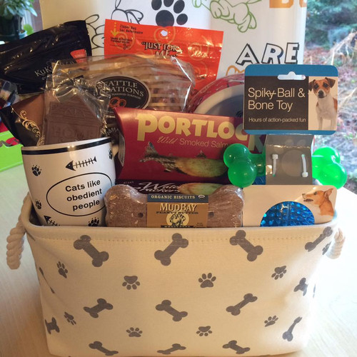 Puppy Love Basket