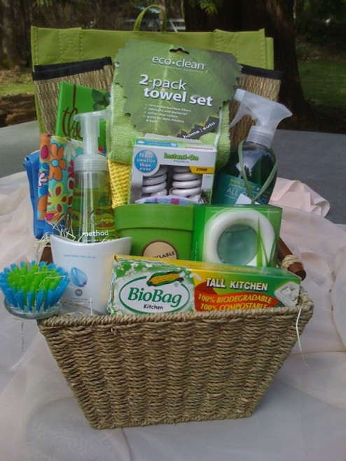 Going Green Basket