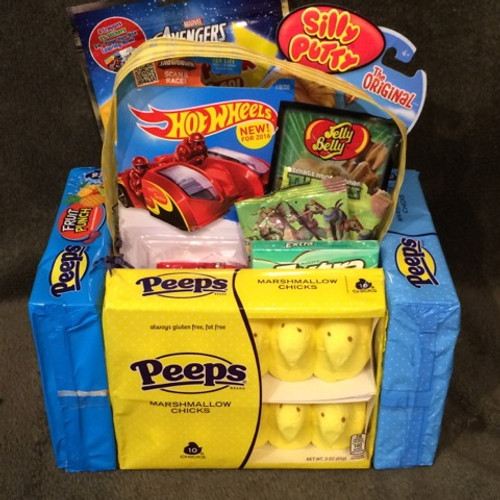Avengers Easter Basket