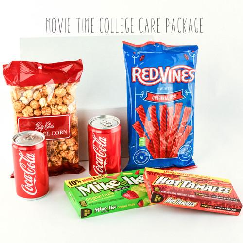 Movie Time College Care Program
