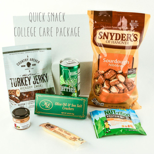 Quick Snack College Care Package