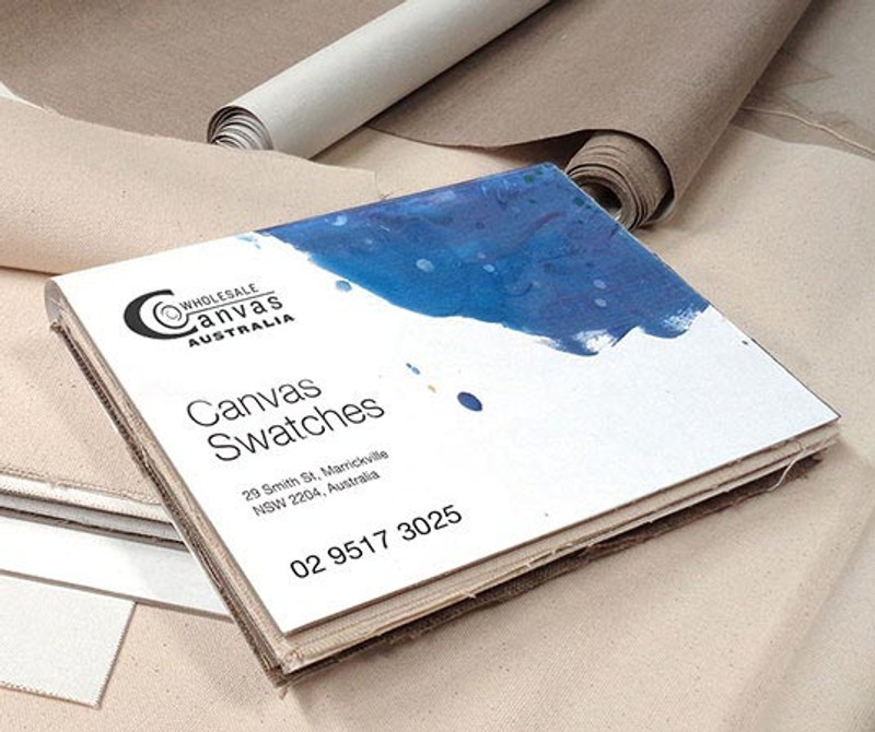 Canvas & Linen Swatch Book