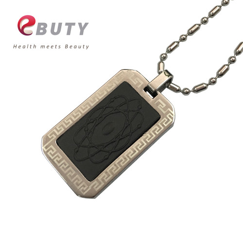High ions 6000cc energy pendant bio disc pendant quantum scalar quantum pendant japan technology bio scalar energy pendants charms with stainless steel chain amp crystal aloadofball Image collections