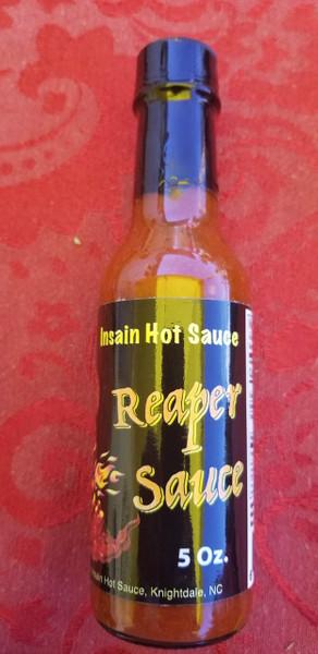 Insain Sauces Reaper Sauce