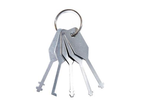 Warded Lock Pick Set