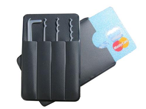 Bogota π® Ti Flat 5pc Lock Pick Tool Set (HCBTPF)