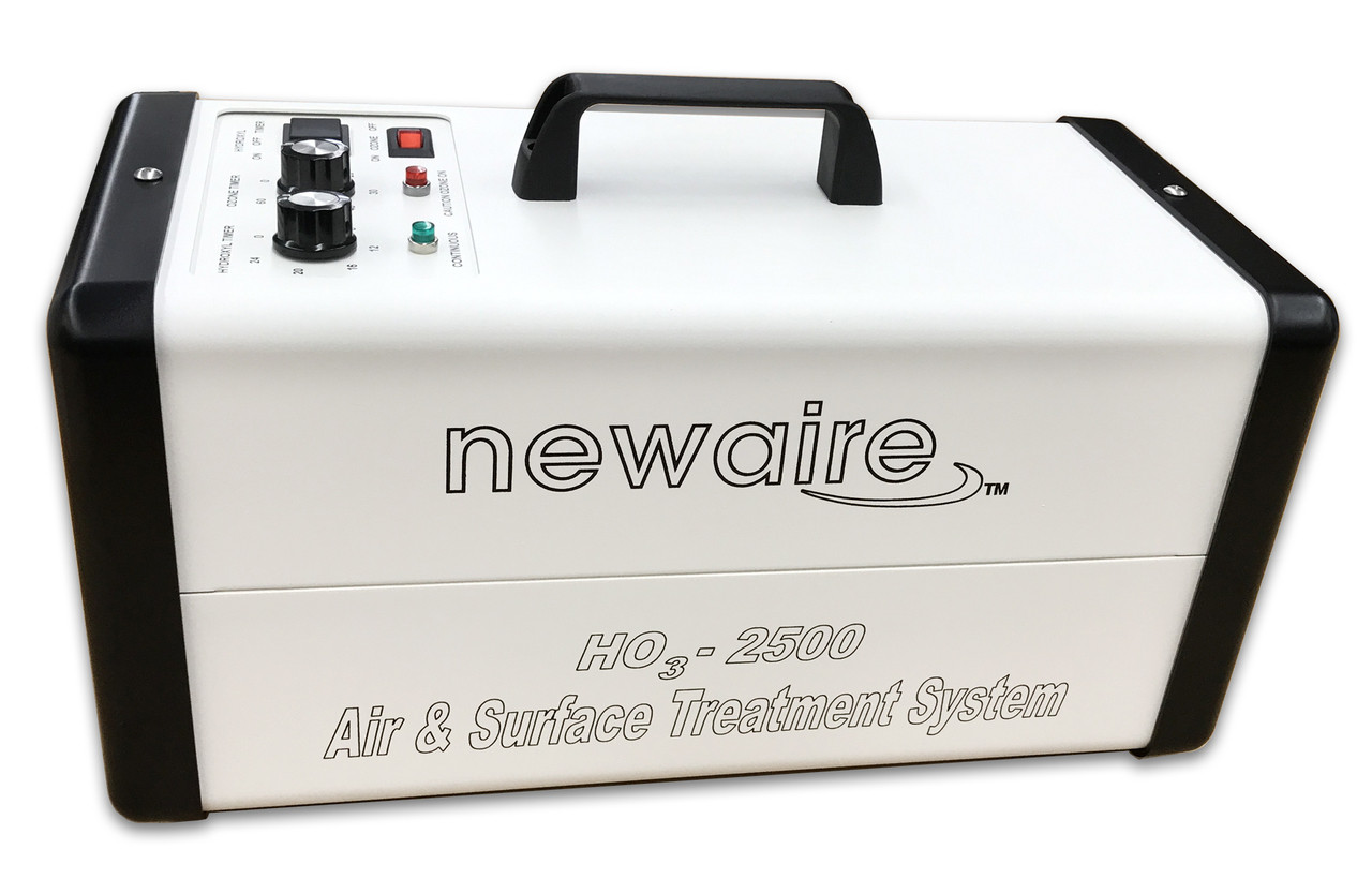 HO3-2500 Hydroxyl and Ozone Generator Air and Surface Treatment System