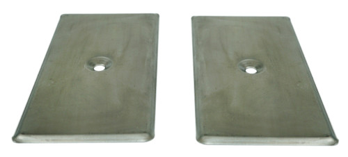 Queenaire Titanium Plates for Ozone Generators