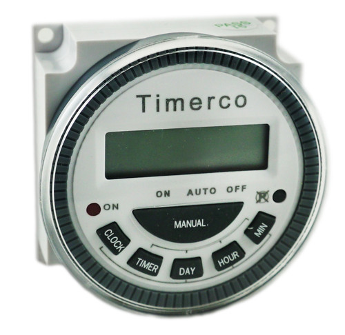 Queenaire Ozone Generator 24 Hour Programmable Timer
