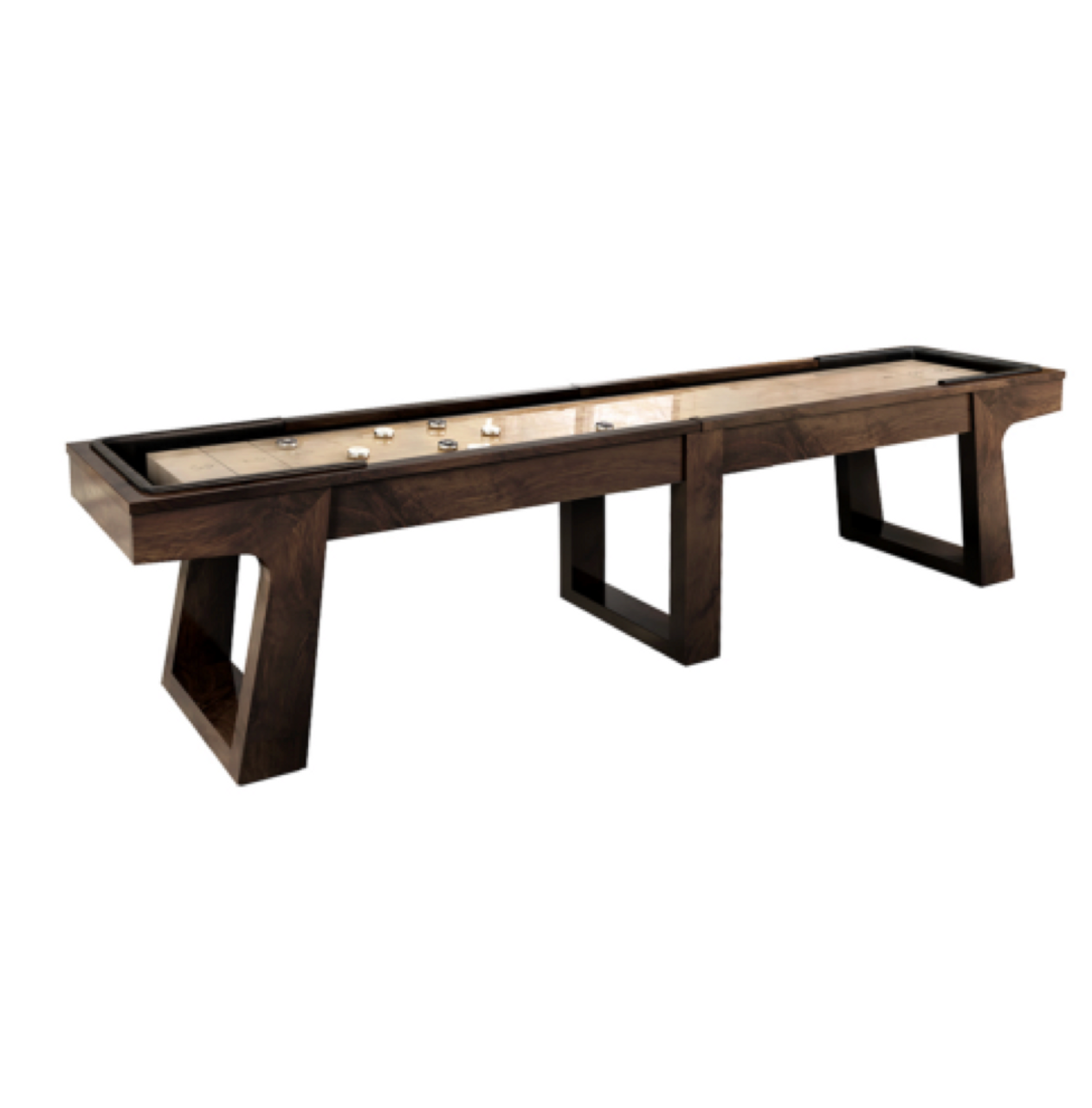 California House BainBridge Shuffle Board Table