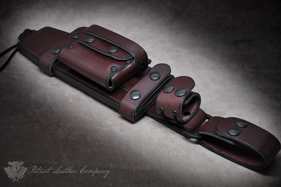 Revolution Leather Sheath