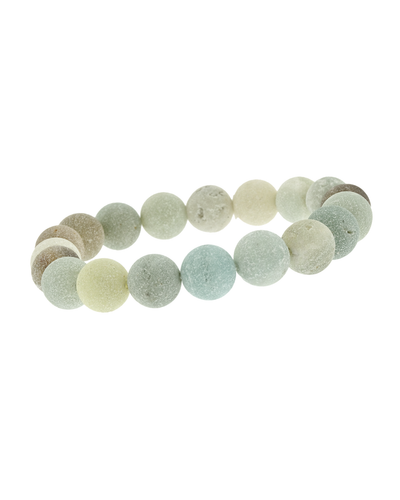 10MM MINT STONE STRETCH BRACELET