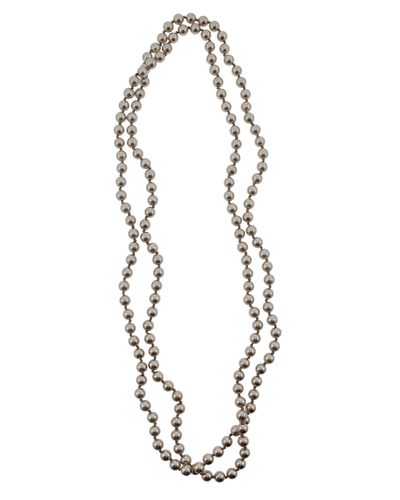 """60"""" CHAMPAGNE PEARL NECKLACE"""