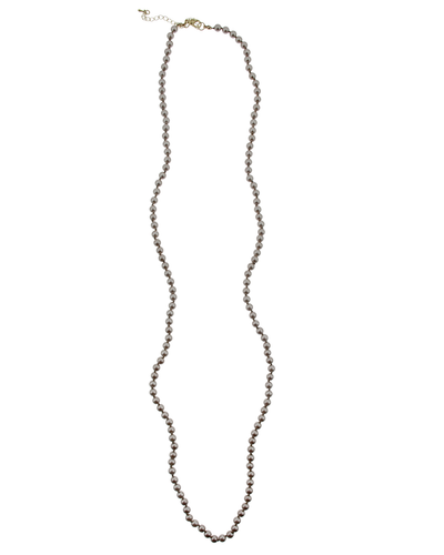 """36"""" CHAMPAGNE PEARL NECKLACE"""