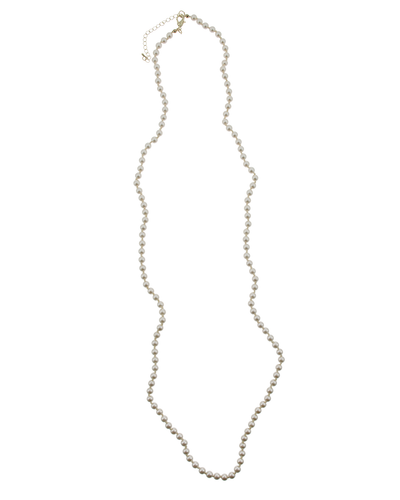 """36"""" IVORY PEARL NECKLACE"""
