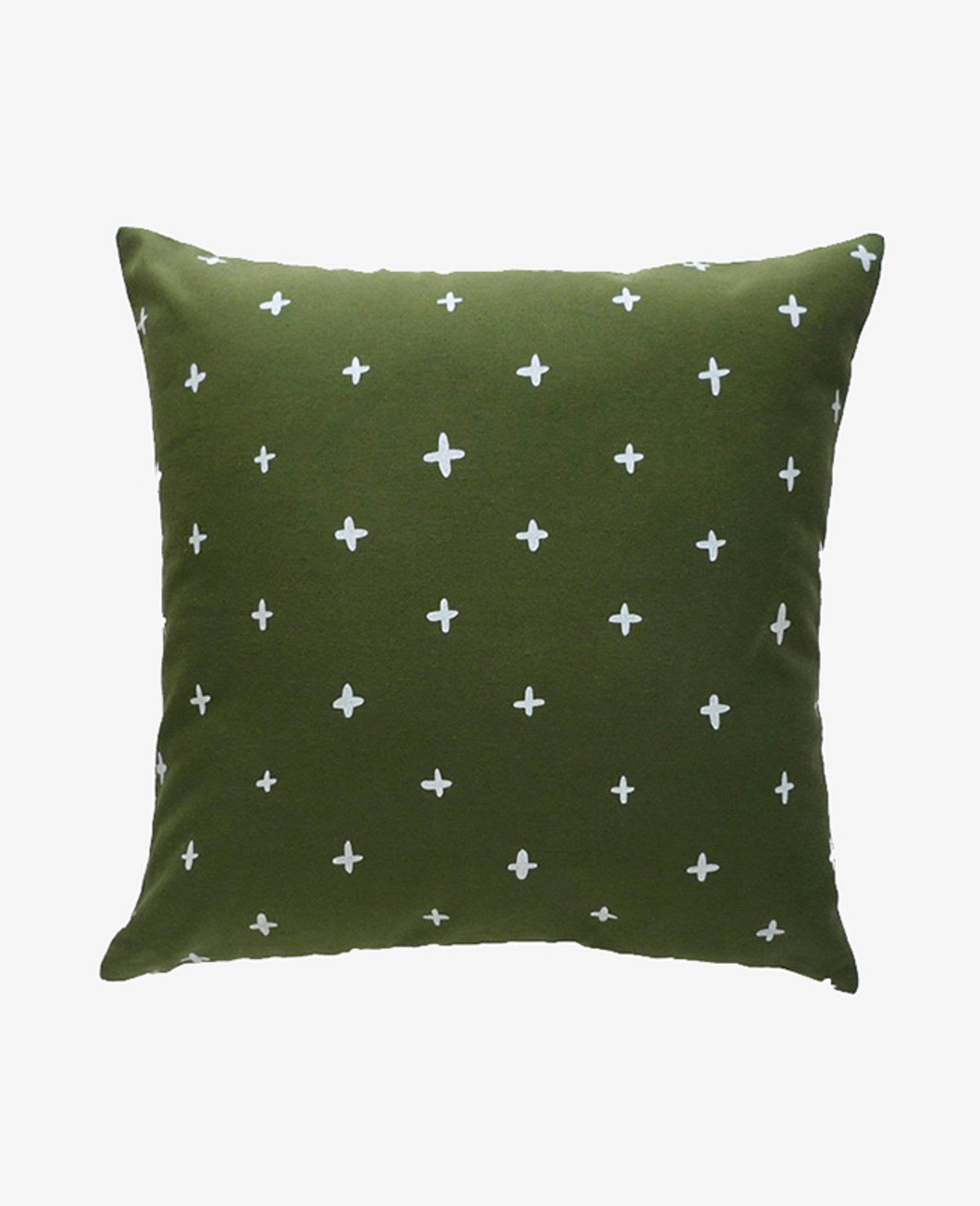 Forest Green Plus Pillow