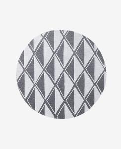 Charcoal Diamond Trivet