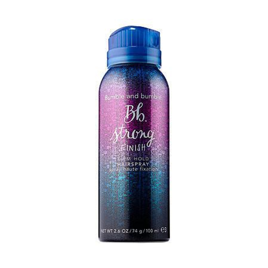 Strong Finish Firm Hold Hairspray 2.6oz