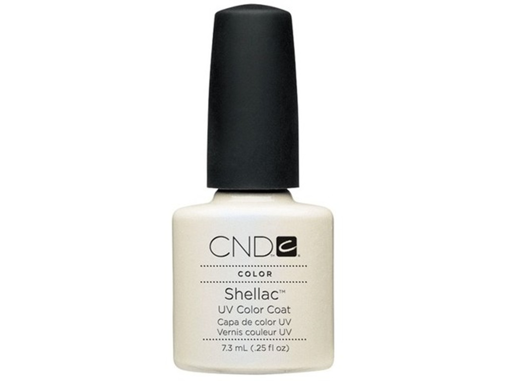 CND Shellac UV Gel, Cream Puff #108 .25oz