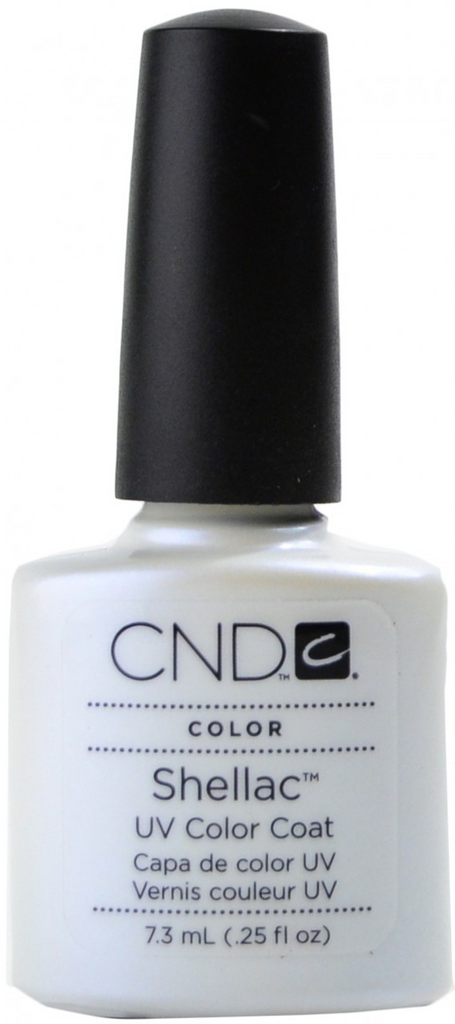 CND Shellac UV Gel, Negligee #132 .25oz