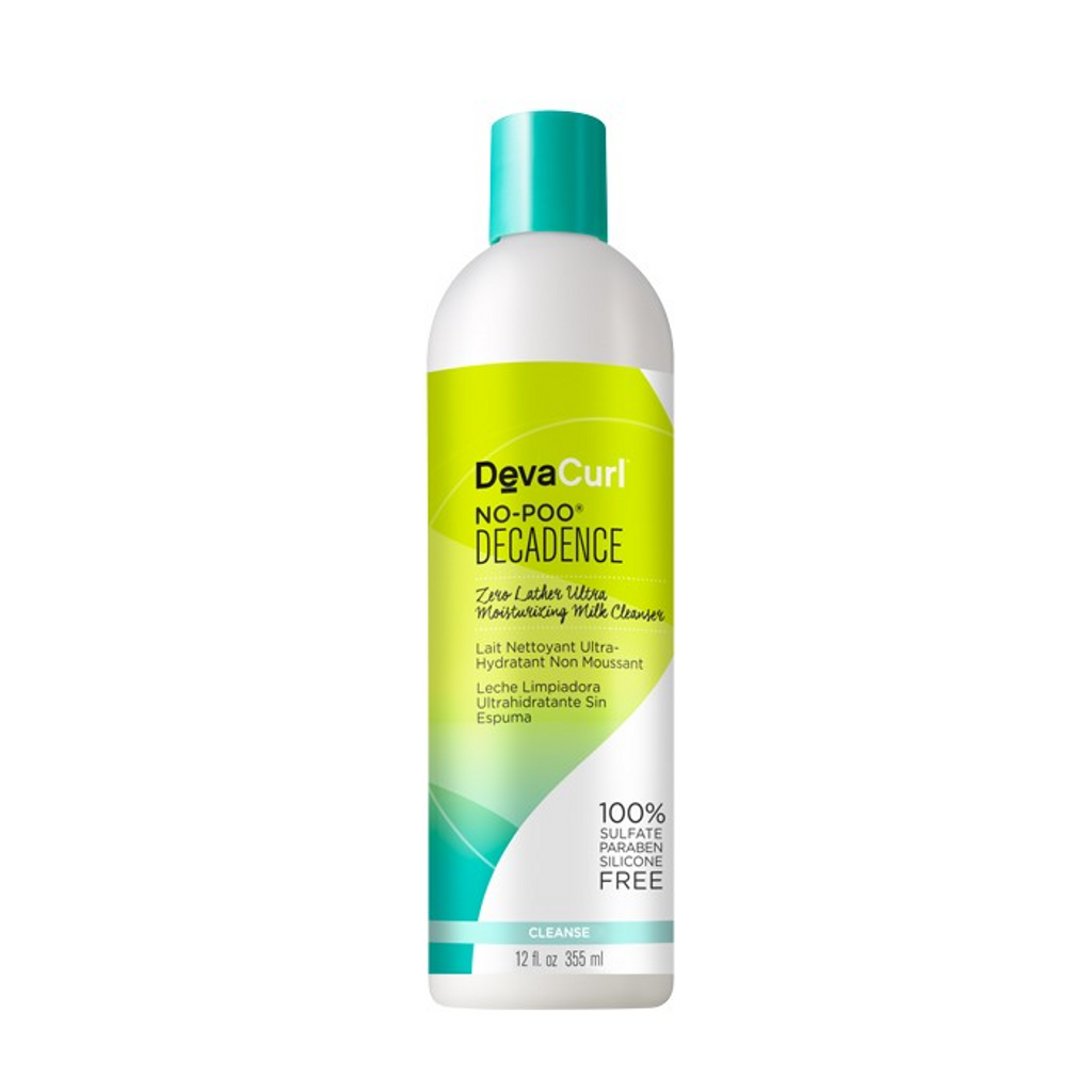 No-Poo Decadence Sulfate Free Cleanser 12oz