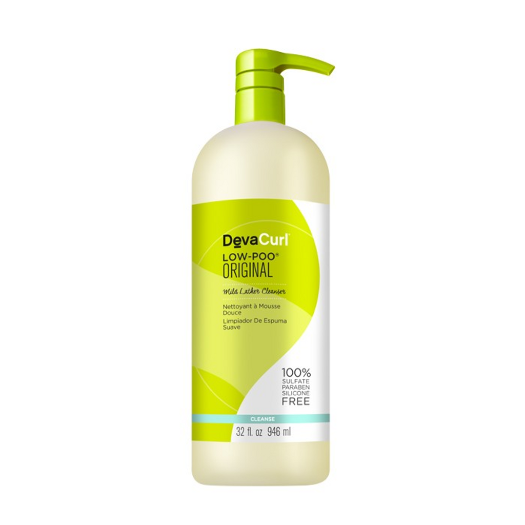 Low-poo And One Condition Conditioning Cleanser 32oz