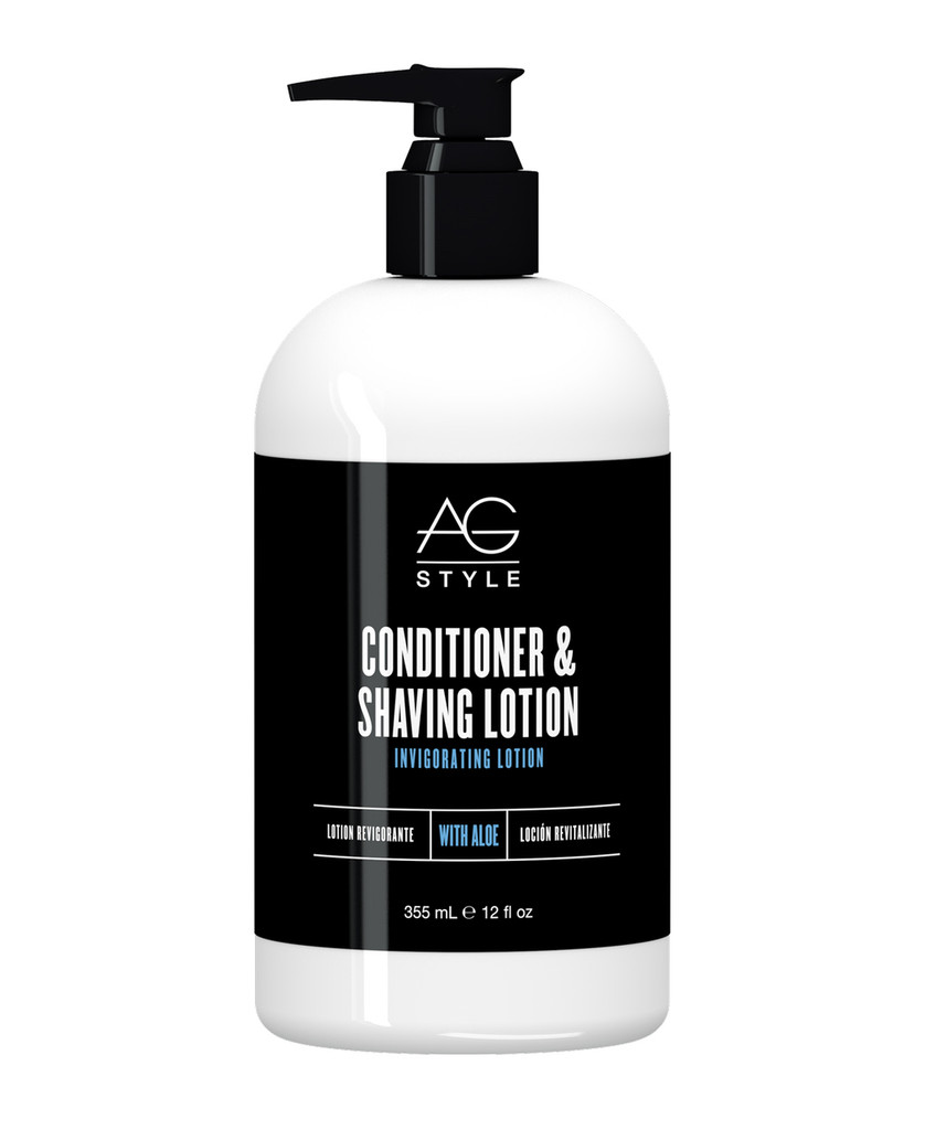 Invigorating Conditioner & Shaving Lotion 12oz