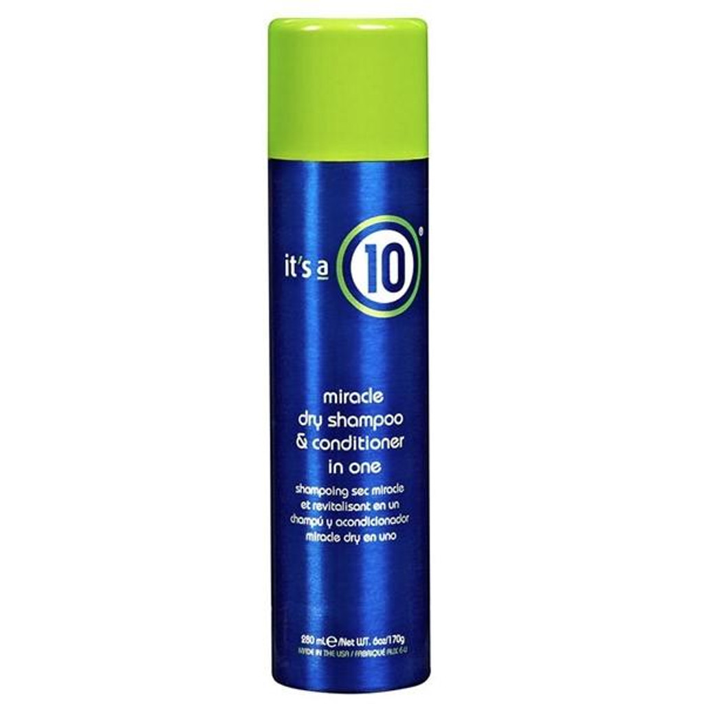 Miracle Dry Shampoo & Conditioner In One 6oz