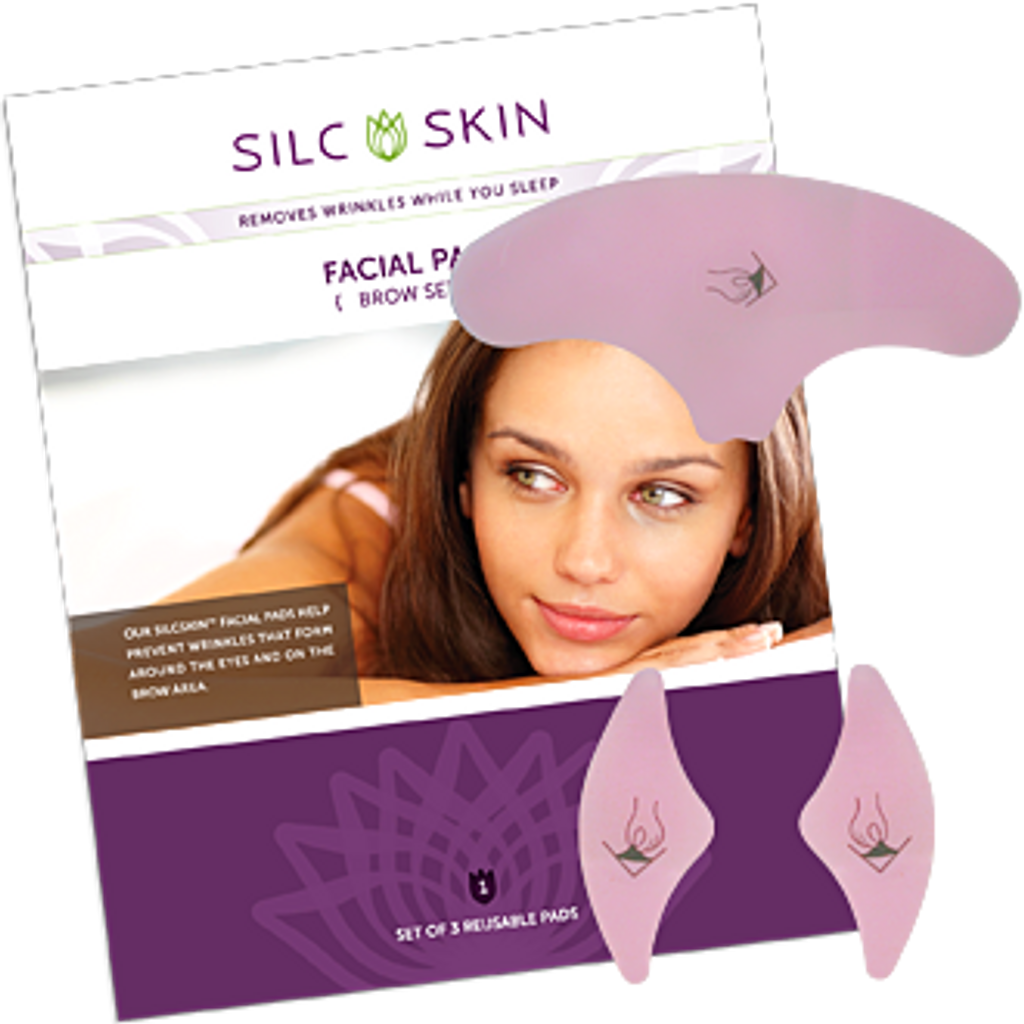 Silc Skin Facial Pad Brow Set