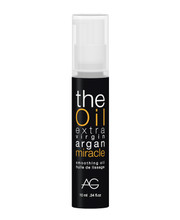 The Oil Extra Virgin Argan Miracle Smoothing Oil 0.34oz