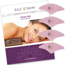 Silc Skin Facial Pad Multi-Area Set