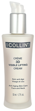3D Visible Lifting Cream for the face and neck 1.0 oz