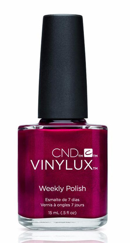 CND Vinylux, Red Baroness #139 .5oz