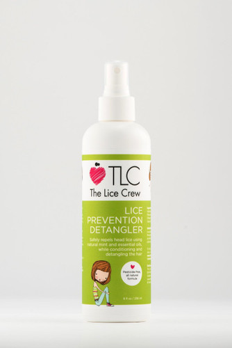 Lice Prevention Detangler 8oz
