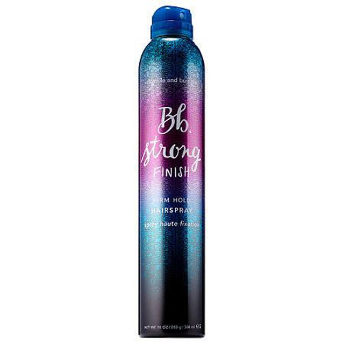 Strong Finish Firm Hold Hairspray 10oz