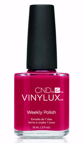 CND Vinylux, Rouge Red #143 .5oz
