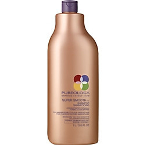 Super Smooth Shampoo Liter