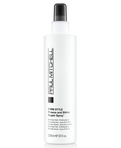 Freeze and Shine Super Spray 8.5oz