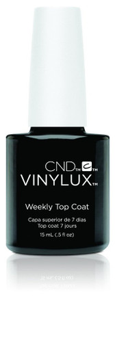 CND Vinylux Weekly Top Coat .5oz