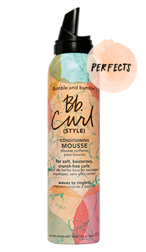 Curl Conditioning Mousse 5 oz