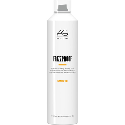 Frizzproof Argan Anti-Humidity Finishing Spray 8oz